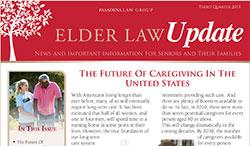 Elder Law Update - 4th Quarter 2013