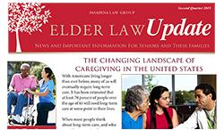 Elder Law Update - 2nd Quarter 2015