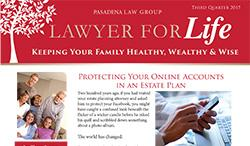 Lawyer for Life - 3rd Quarter 2015