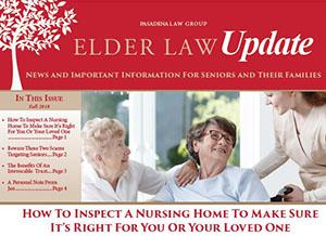 Elder Law News newsletters cover