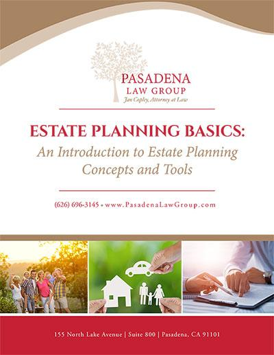 Estate Planning Basics cover